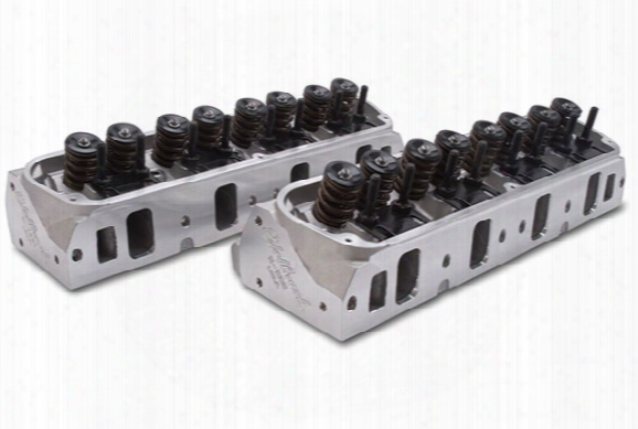Edelbrock E-series Cylinder Heads