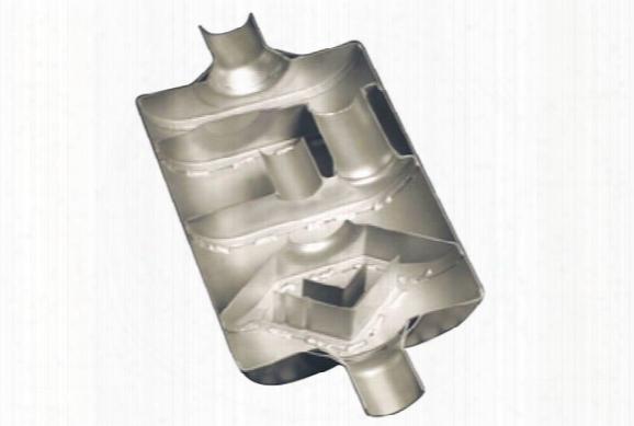 Flowmaster Mufflers 60 Series Delta Flow - Flowmaster Universal Mufflers