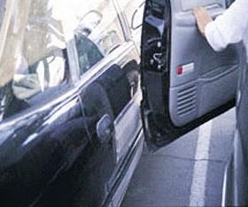 Park Smart Door Guard, Park Smart - Garage Accessories - Ding Protection