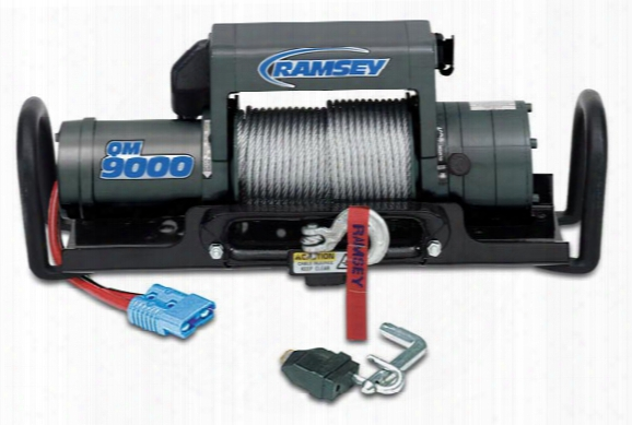 Ramsey Winch - Ramsey Qm 9000, Ramsey - Winches - Winches - 9,000lb To 9,500lb