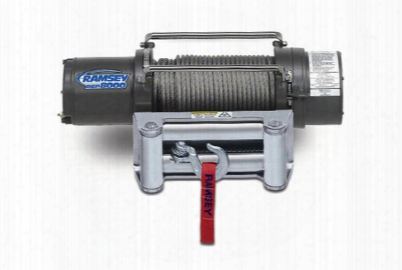 Ramsey Winch - Ramsey Rep 8000, Ramsey - Winches - Winches - 8,000lb To 8,500lb