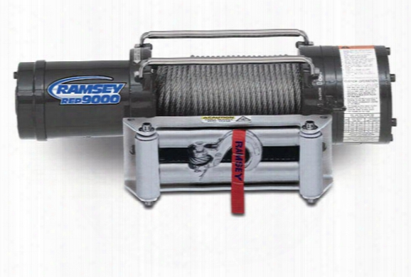Ramsey Winch - Ramsey Rep 9000, Ramsey - Winches - Winches - 9,000lb To 9,500lb