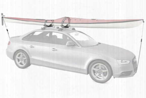 Whispbar Wb401 Saddle Roller Kayak Carrier