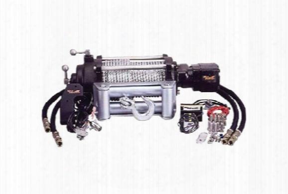 2004 Gmc Yukon Mile Marker Winch - Hi12000 Hydraulic Winch