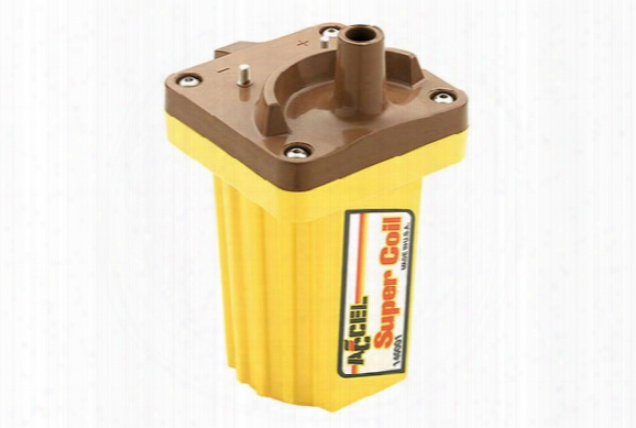 Accel Super Coils - Accel Yellow Coils For Electronic & Breakerless Ignition Systems