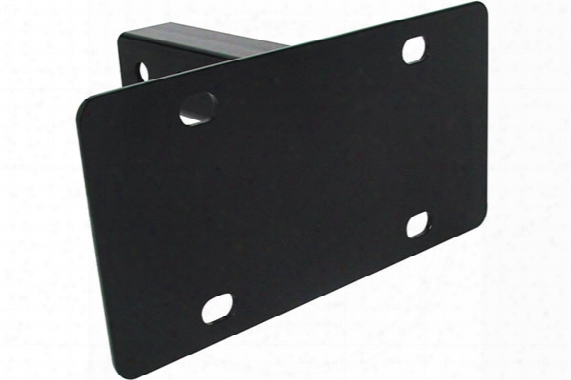 Curt License Plate Holder - Curt Trailer Hitch License Plate Holder