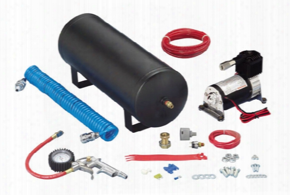 Firestone Air Tank Systems - Firestone Air Suspension Air Tank System