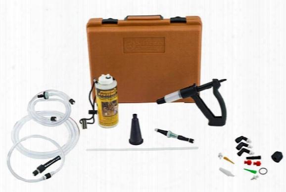 Phoenix Systems Phoenix V-12 Brake Bleeder Kit - Speed Bleeders - Brake Pressure Bleeder