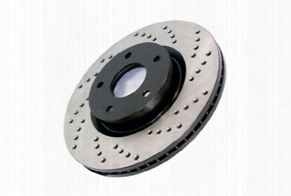 Stoptech Drilled Brake Rotors