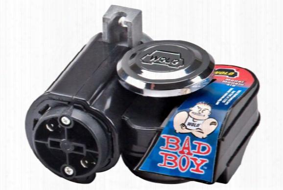 Wolo Bad Boy Dual Tone Air Horn