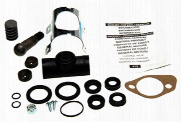 1959-1961 Chevy Brookwood Gates Power Steering Control Valve Rebuild Kit