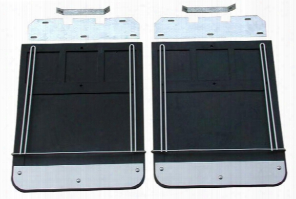 Go Industries Dually Mud Flaps, Go Industries - Mud Guards & Mud Flaps - Dually Mud Guards & Mud Flaps