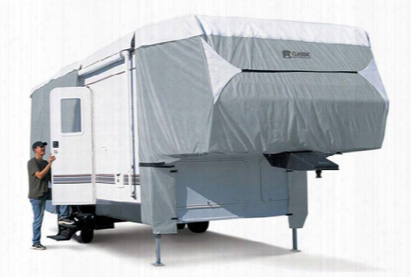 Classic Accessories Polypro Iii Deluxe 5th Wheel Cover, Classic Accessories - Boat & Rv Accessories - 5th Wheel Covers