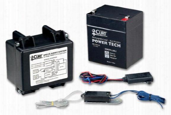 Curt Breakaway Kit - Curt Electric Breakaway Kits