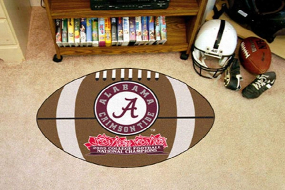 Fan Mats Ncaa Football Rugs - College Football Rug, Ncaa Rugs