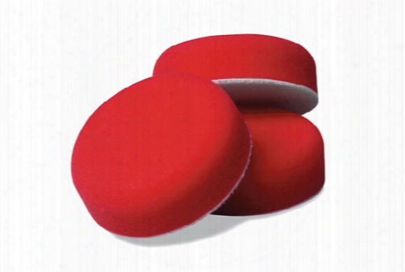 Griot's Garage Mini Red Foam Waxing Pads - Griots Garage Auto Detailing Products - Waxes & Glazes