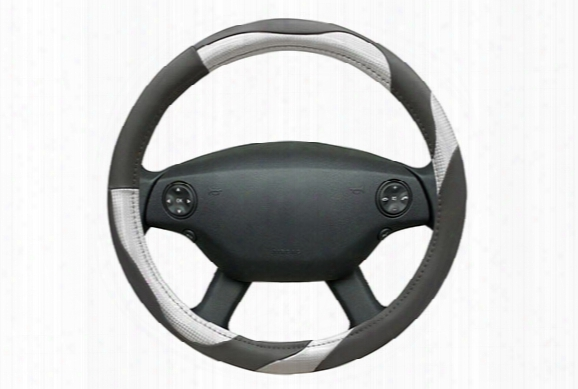 Proz Carbon Weave Steering Wheel Cover