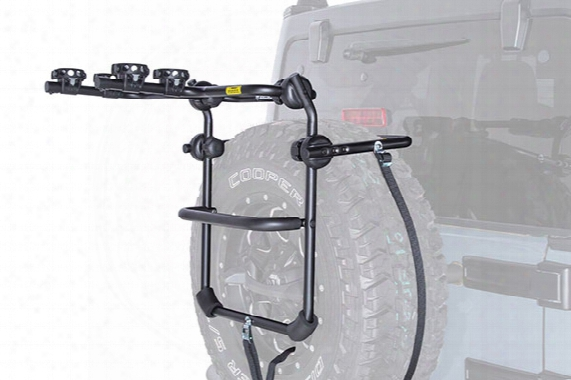 Rhino-rack Spare Wheel Bike Rack - Rhino Rack Spare Wheel 2 Bike Carrier