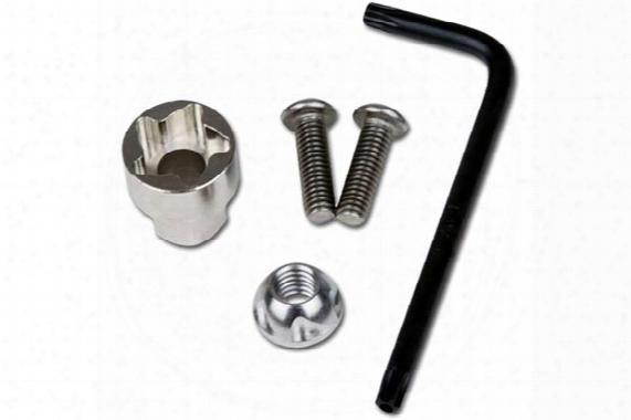 Rigid Industries D Series Security Kit