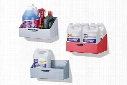 Go Rhino Gallon Storage Shelf, Go Rhino - Garage Accessories - Garage Storage Systems & Organizers