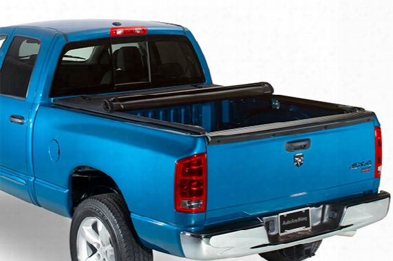 2016 Toyota Tacoma Lund Genesis Roll Up Tonneau Cover