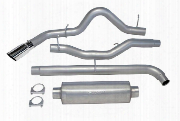 2007-2012 Cadillac Cts Gibson Exhaust Systems