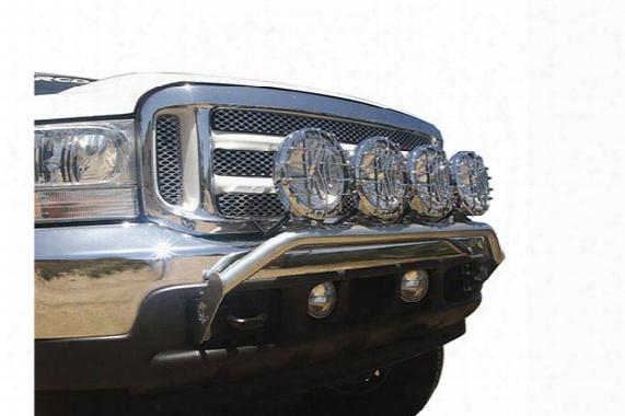 2011 Jeep Wrangler Kc Hilites Front Light Bar