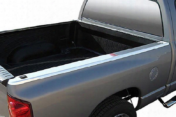 2013 Chevy Silverado Dee Zee Stainless Steel Side Bed Caps Dz 19484