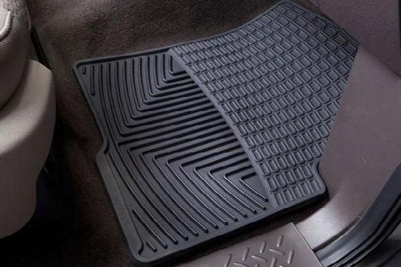 2016 Mercedes-benz E-class Weathertech Floor Mats Mb C207 B Front And 2nd Row Set