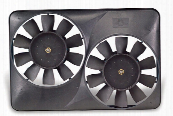 Flex-a-lite Scirocco Universal Electric Cooling Fan