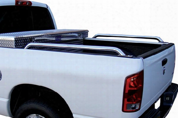 Go Rhino Universal Truck Bed Rails - Bolt On Truck Bed Rails