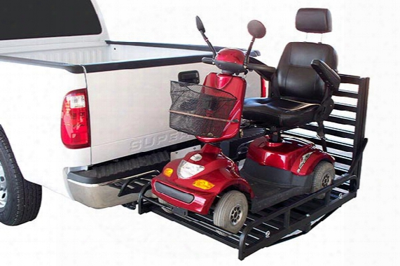 Great Day Mighty Lite�scooter Carrier - Trailer Hitch Scooter And Lawnmower Carrier
