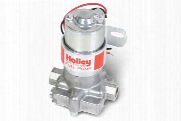 Holley Red Electric Fuel Pump 12-801-1 Red Electric Fuel Pump