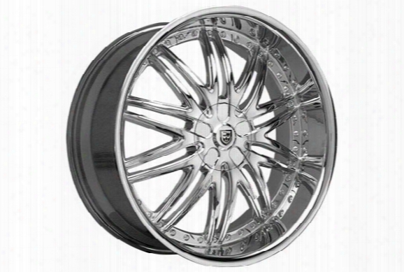 Lexani Lx-10 Chrome Wheels