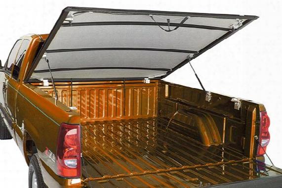 Lund Genesis Elite Hinged Tonneau Cover - Genesis Pickup Truck Bed Covers