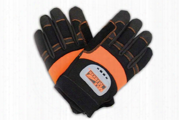 Mile Marker Winch Gloves 30-19-g4 Winch Gloves