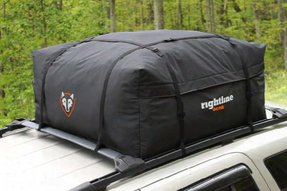 Packright Edge Car Top Carrier - Roof Top Cargo Bags