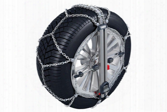 Thule Easy Fit Tire Chains - Thule Easyfit Snow Tire Chains