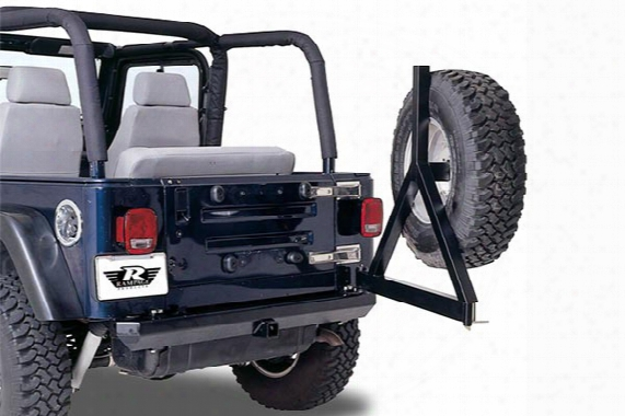 1987-2006 Jeep Wrangler Rampage Rock Rage Bumpers