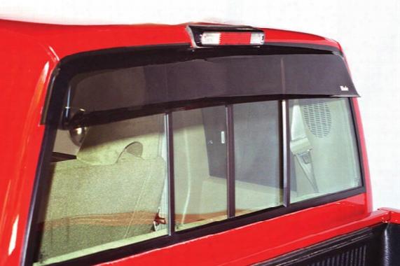 1988-1993 Gmc  C/k 1500 Wade Cab Guard Rear Window Deflector By Westin