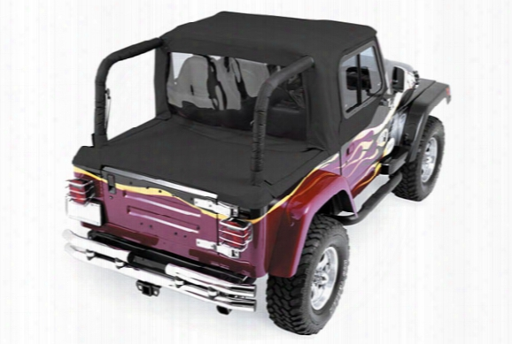 1995 Jeep Wrangler Rampage Jeep Cab Tops 993011 Cab Top With Tonneau Cover