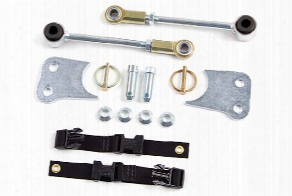 2000 Jeep Wrangler Rbp Sway Bar Disconnects