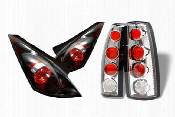 Spyder Euro Tail Lights - Spyder Taillights - Spyder Car & Truck Tail Light