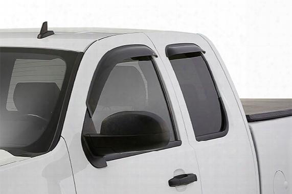 Westin Slim Line Window Deflectors By Wade, Wade - Deflectors - Vent Visors & Window Deflectors