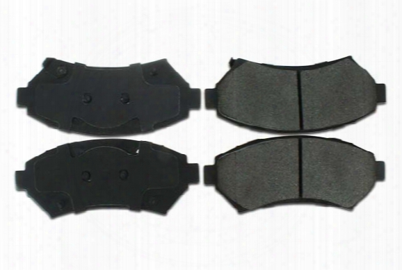 2003 Chevy Avalanche Centric Fleet Performance Brake Pads