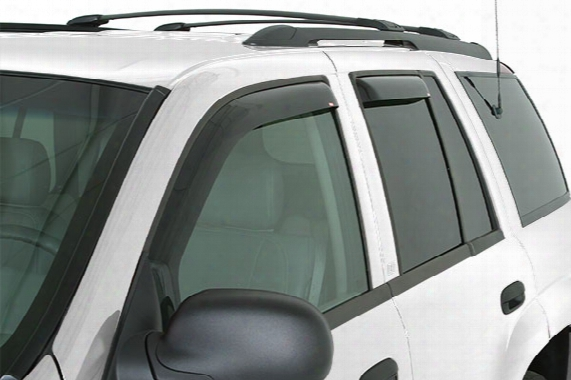 Westin In-channel Window Deflectors By Wade, Wade - Deflectors - Vent Visors & Window Deflectors