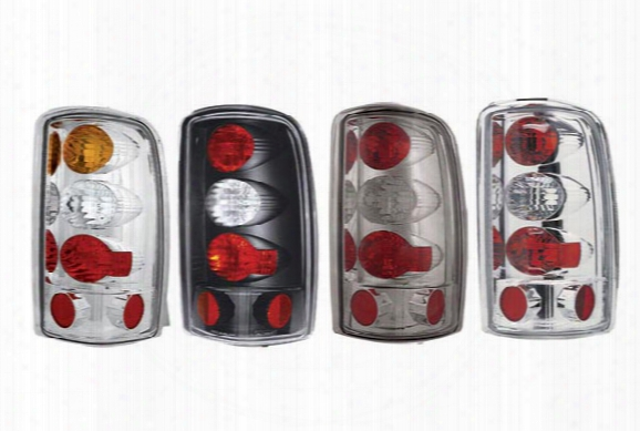 2000 Chevy Cavalier Ipcw Euro Tail Lights