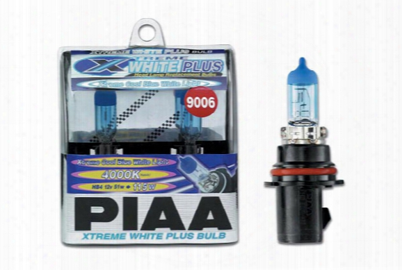 Piaa Xtreme White Bulbs, Piaa - Automotive Lights - Headlight Bulbs