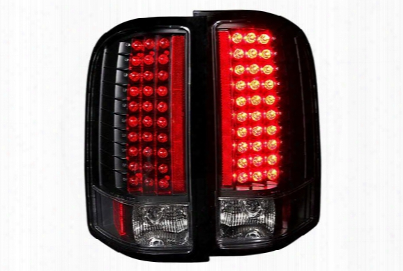 2007 Honda Cr-v Anzo Usa Led Tail Lights