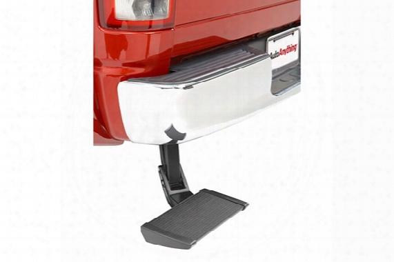 2009 Toyota Tundra Bestop Trekstep Retractable Tailgate Step
